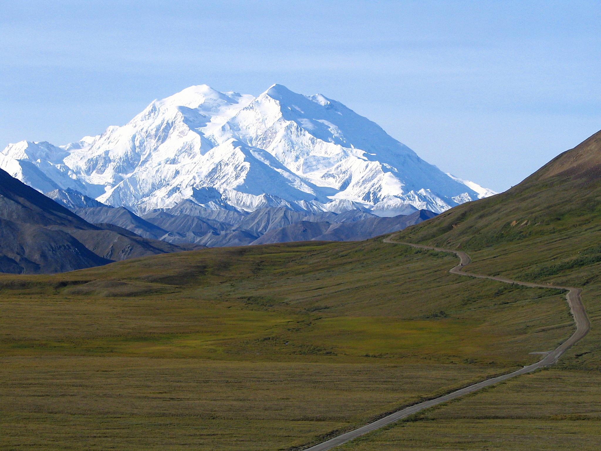 Denali or Mount McKinley