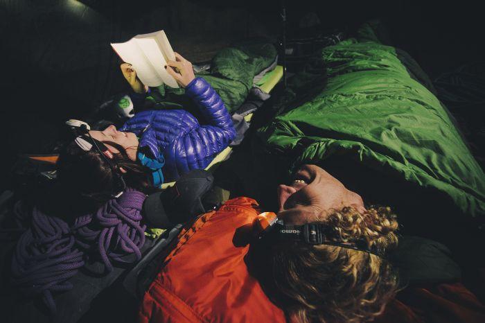 mountain hardwear sleeping bags