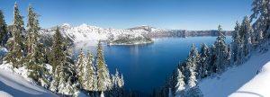Crater lake park