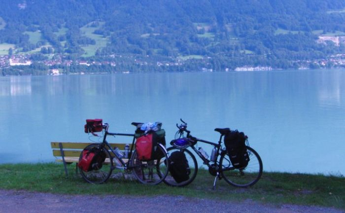 Cycle touring: choosing the right bike