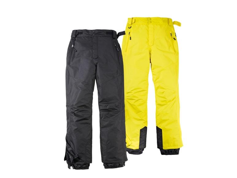 lidl ski trousers