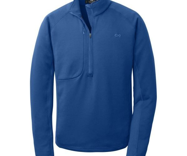 Outdoor Research Radiant Hybrid Pullover review