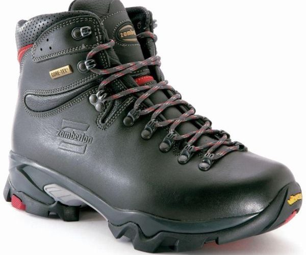 0f5479d05dc Zamberlan Vioz GT men's hiking boot review - Wired For Adventure