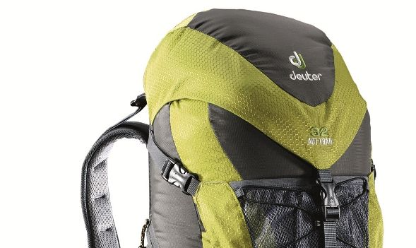 timeless design details for size 7 Deuter ACT Trail 32 review - Wired For Adventure