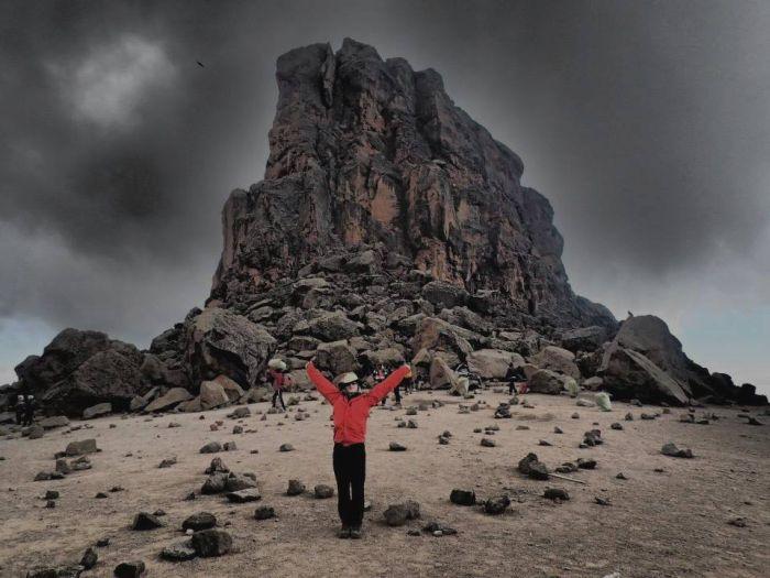 Lava Tower, Mount Kilimanjaro