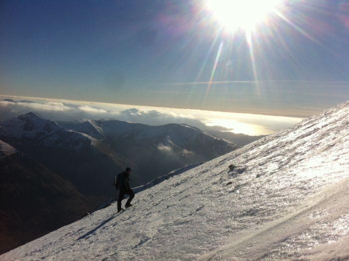 Climbing Everest