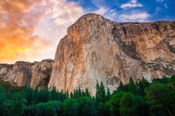 El Capitain, Yosemite National Park