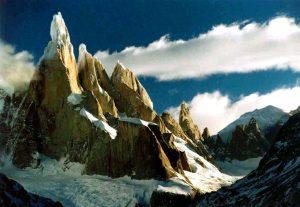 Cerro Torre, Argentina