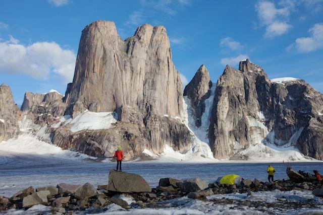 Mount Asgard, Canada
