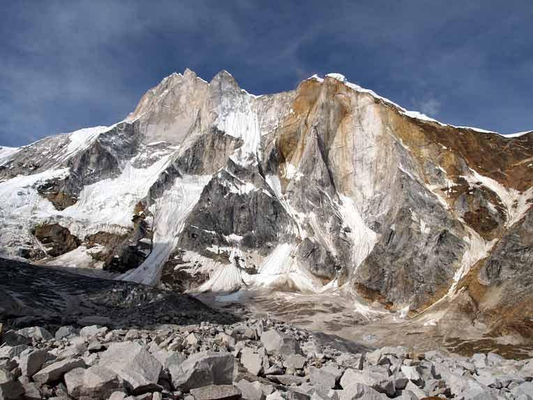 Meru Peak, India