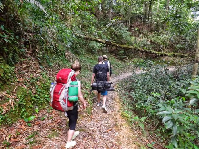 Hiking Trinidad and Tobago