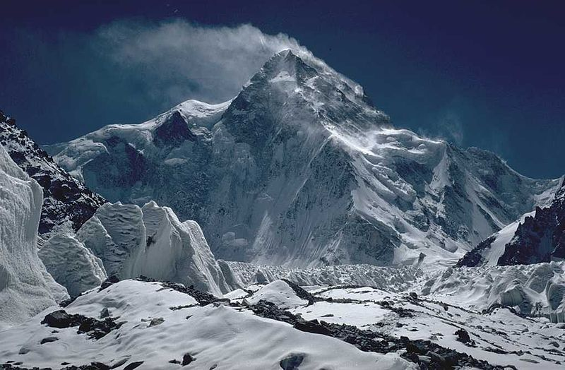 K2 in Pakistan
