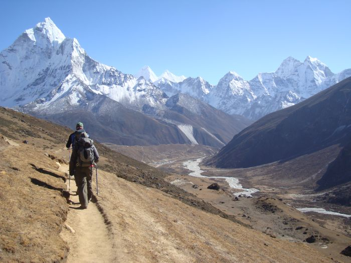 Trekking, Mount Everest