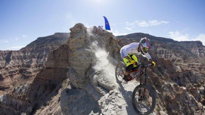 Red Bull Rampage, Southern Utah, USA