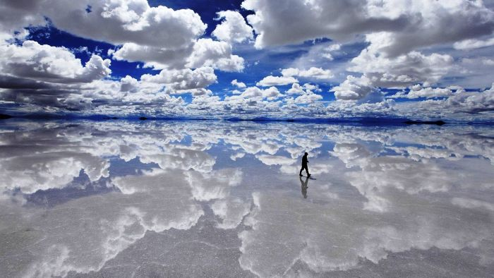 Salar de Uyuni (Salt Flats), Bolivia
