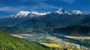 Sarangkot Pokhara, Nepal