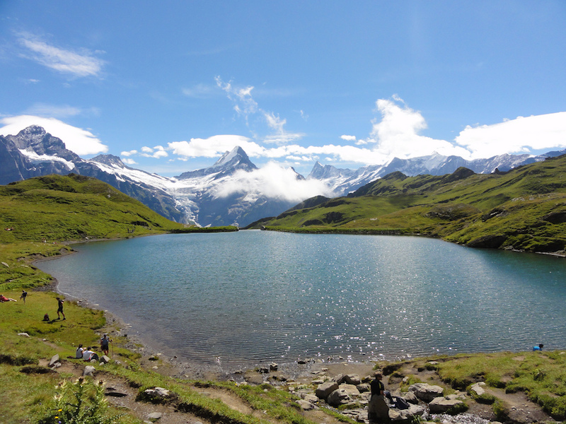 Bachalpsee Switzerland