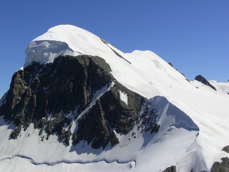 The Breithorn in the Alps