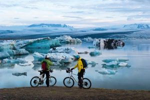 Cycling, Iceland