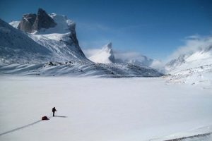 Exploring the South Pole