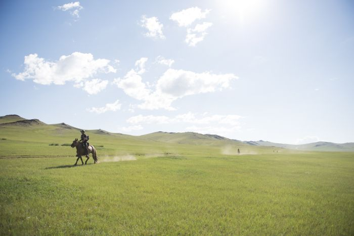 Mongol Derby