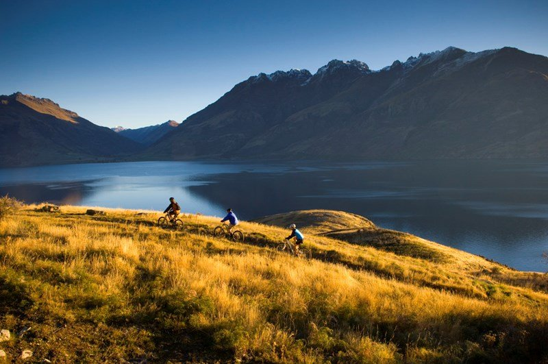 Cycling, New Zealand