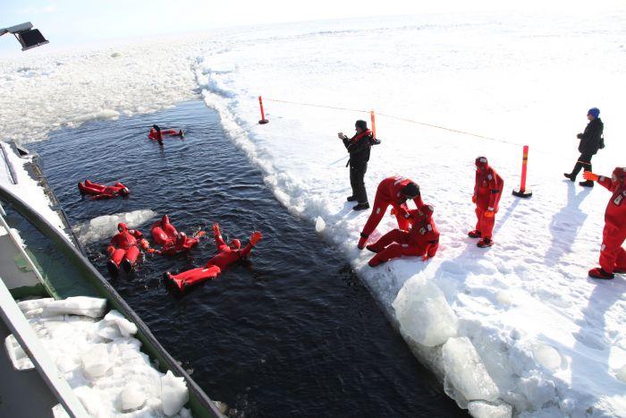 Arctic icebreaker, Finland