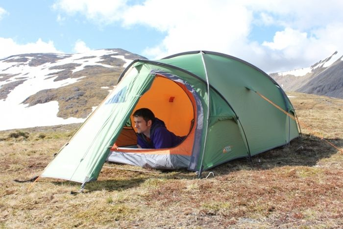 Vango Nemesis Trekking Tent is launched - Wired For Adventure