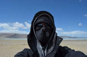 Ash Dykes in Mongolia