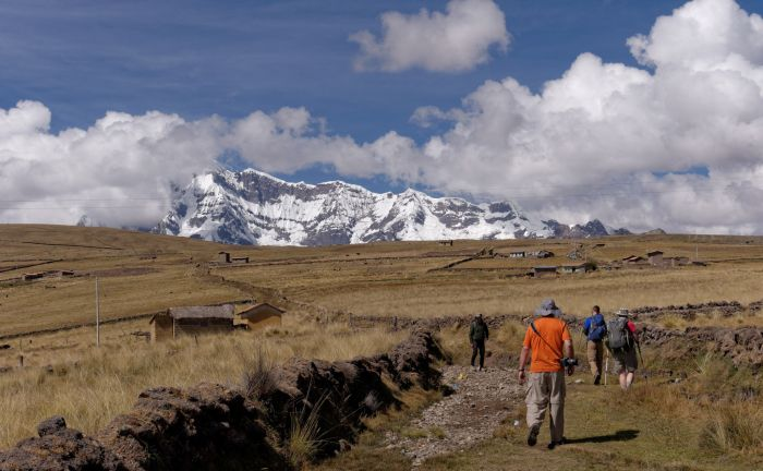 The Ausangate Circuit Trek, Peru