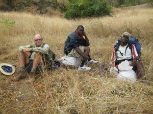 David Lemon in Zambia