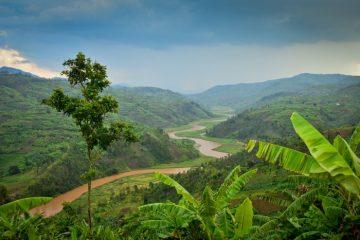 The River Nile, Rwanda