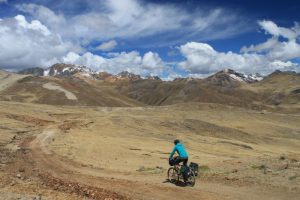 Riding Peru's Great Divide