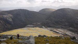 Hiking the Uig Hills, Lewis