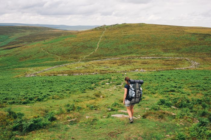 The Two Moors Way