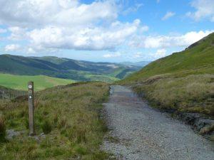Glyndŵr's Way, Wales
