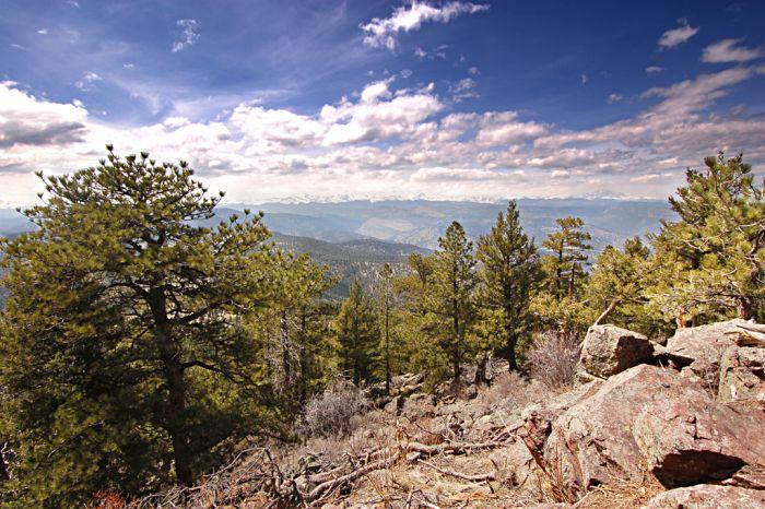 Green Mountain, Boulder, Colorado