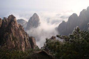 Huangshang Mountains