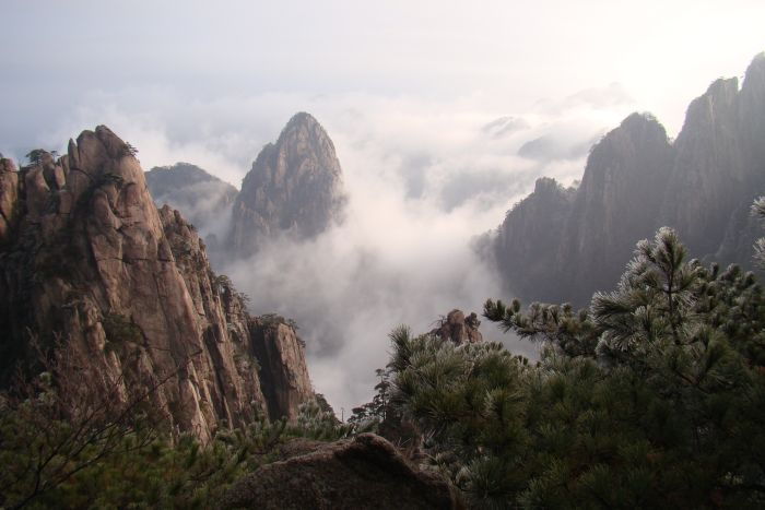Huangshang Mountains