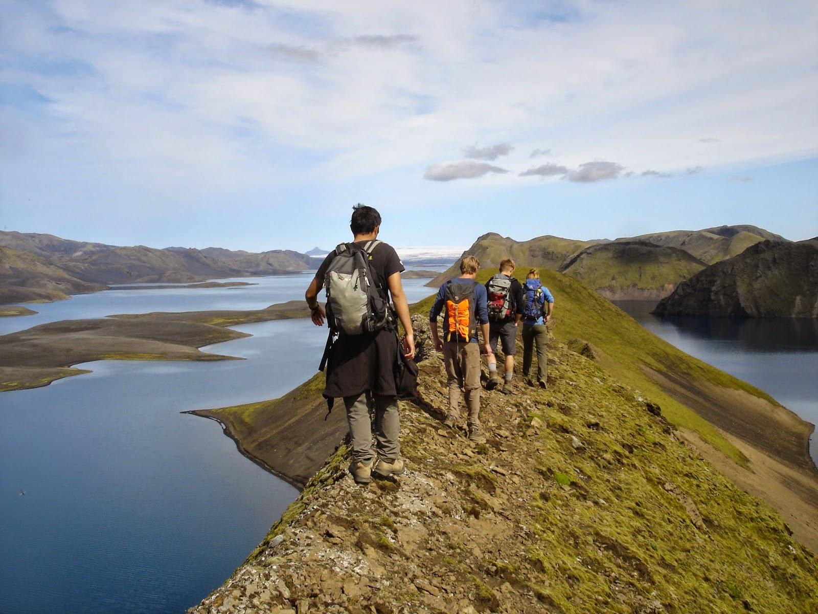 The Lónsöræfi Trail