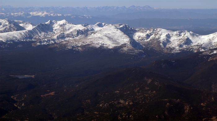 Mount Audubon, Colorado