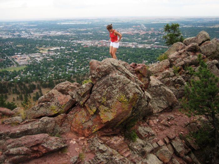 Mount Sanitas, Colorado