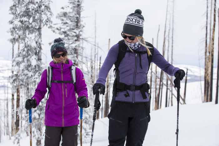 SmartWool women's mid layers