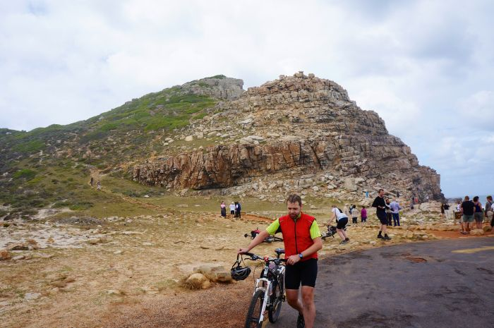 Biking the Cape of Good Hope