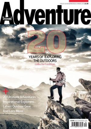 Adventure Travel magazine issue 120