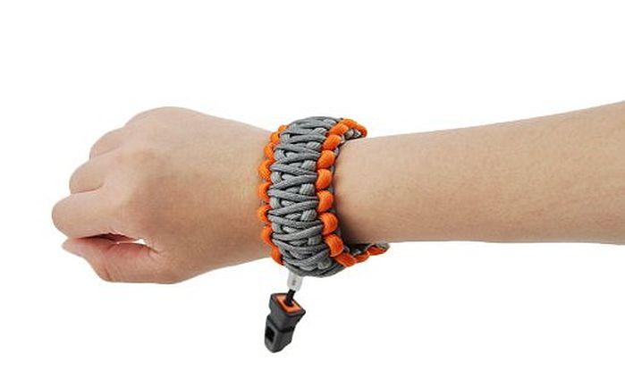 Gerber Bear Grylls Survival Paracord Bracelet