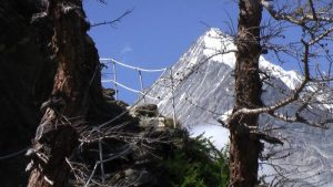 Alps High Route, Chamonix to Zermatt