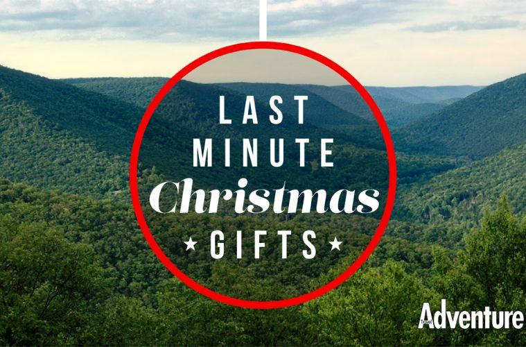 Christmas gifts for outdoor adventurers