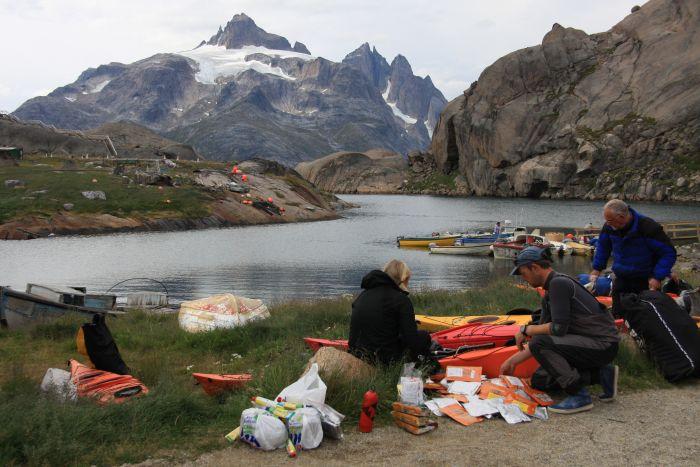 Doug Cooper, Greenland