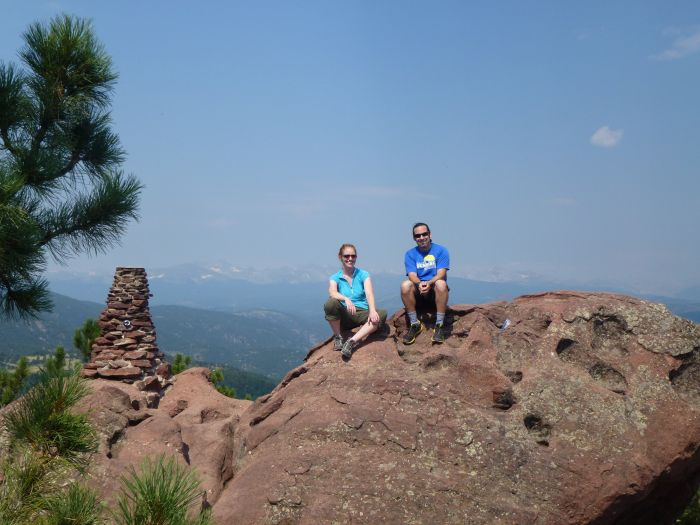 Hiking, Boulder, Colorado